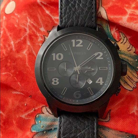 ec20714518dfde Express oversized watch. Express. M 5caf79b87a81733a0ab8f172.  M 5caf79b12eb33f55849bc206. M 5caf79b3b146cc3bef1f9af3.  M 5caf79b7d1aa25cee8852409